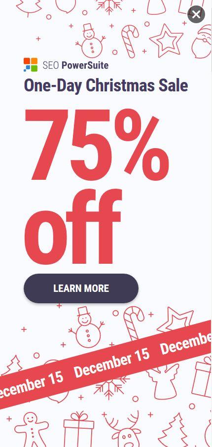 SEO PowerSuite nyári akció